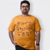 Checkout Cool, Stylish Graphic XXL T Shirts For Men Online at Beyoung
