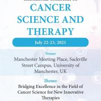 International Conference on Cancer Science and Therapy 2021