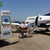 Air Ambulance Services in Kolkata | Air Rescuers: 9870001118