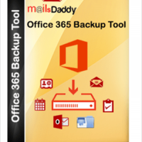MailsDaddy Office 365 Backup Tool