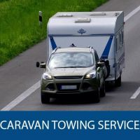 Caravan collection and delivery nationwide service