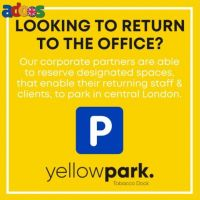 Corporate Parking in Central London