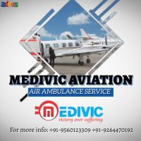 Use the Unconventional Air Ambulance Services in Chennai by Medivic
