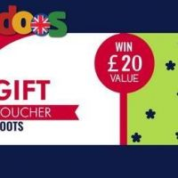 Look and Feel Fabulous with a chance to win Boots Gift Vouchers