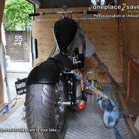Chopper Motorcycle Recovery London