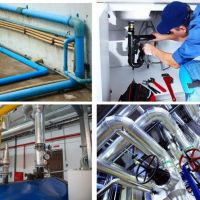Plumbing Piping Services - MEP Services | Silicon EC UK Ltd.