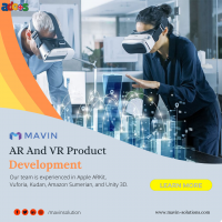 AR and VR Software Development Services