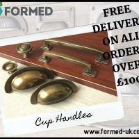 Beautiful Handles for your home and Kitchen | Formed UK