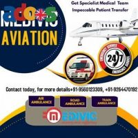 The Trustworthy Air Ambulance Services in Ranchi by Medivic