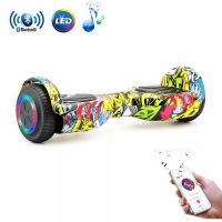 Hip Hop iScooter® 6.5 Inch New Hoverboard Tiger With LED