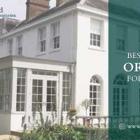 Get Bespoke Stylish Orangery for Your House in Haslemere