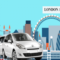 cheapest London airport taxi/minicabs service