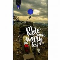 Buy Customized Redmi Note 6 Pro Back Cover Online in India
