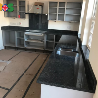 Sale Steel Grey Alligator Granite Worktops on Best Price London