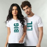 Picked Attractive Brother and Sister T Shirts Combo Online From Beyoung Available at Rs. 799