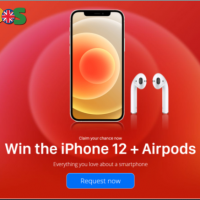 Get a New iPhone 12 Pro and AirPods!