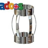 Hinged Non Welded Stainless Steel Centralizer   DIC Oil Tools