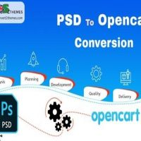 PSD to OpenCart Conversion