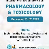International E-Conference on Pharmacology and Toxicology