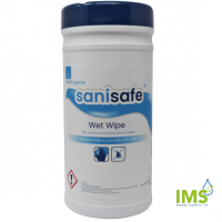 Sanisafe Surface Disinfectant Wet Wipes