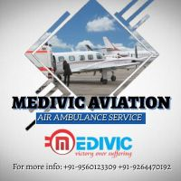 Utilize Charter Air Ambulance Service in Mumbai by Medivic