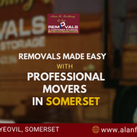 Removals Made Easy with Professional Movers in Somerset