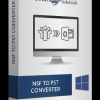 Free NSF to PST Converter Software