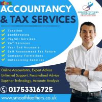 Get The Best Certified Accountants & Tax Consultants in London