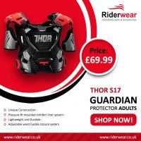 Thor S17 Guardian Protector Adults - Motorcycle Clothing - Free Shipping UK | Riderwear