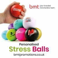Personalised Stress Balls