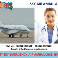 Hire the Finest Air Ambulance Service in Jamshedpur at Low-Fare