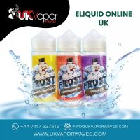 Online American E-Liquid in UK